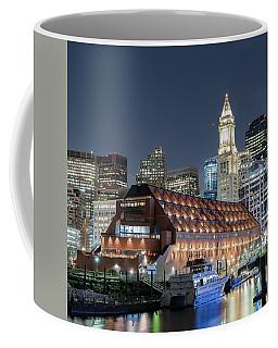 'boston Waterfront' Coffee Mug