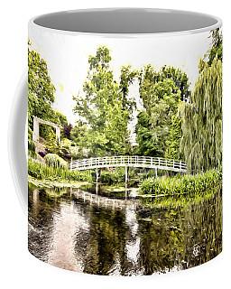 Botanical Bridge - Monet Coffee Mug