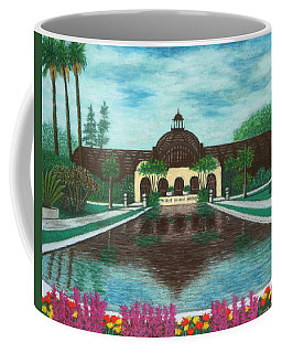 Botanical Building In Balboa Park 02 Coffee Mug