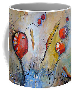 Botanical Coffee Mug