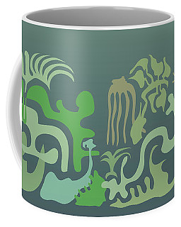 Botaniscribble Coffee Mug
