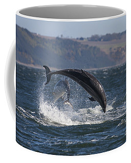 Bottlenose Dolphins - Scotland  #25 Coffee Mug