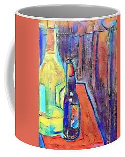 Bottles-still Life  Coffee Mug