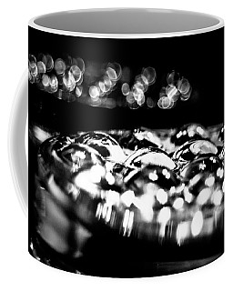 Bottom Side Of Glass Tumblers Coffee Mug