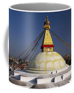 Boudhanath Stupa Coffee Mug