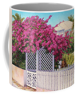 Bougainvillea Crown Coffee Mug
