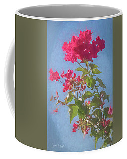 Bougainvillea Morning Coffee Mug
