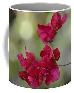 Bougainvillea Red Coffee Mug