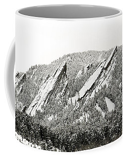 Boulder Flatirons Colorado 1 Coffee Mug