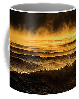 Fire Lake Coffee Mug