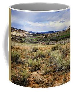 Boulder Utah Coffee Mug