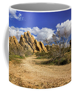 Boulders At Apple Valley Coffee Mug