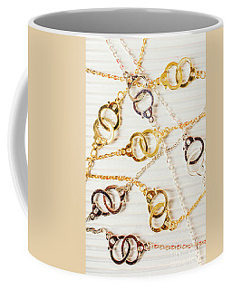 Coffee Mug featuring the photograph Bound By Love  by Jorgo Photography - Wall Art Gallery