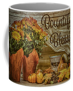 Bountiful Blessings Coffee Mug