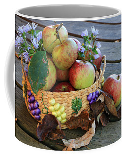 Coffee Mug featuring the photograph Bountiful Harvest by Rick Morgan