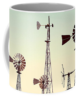 Bountiful Windmills Coffee Mug