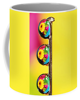 Bouquet In A Pin Drop Coffee Mug