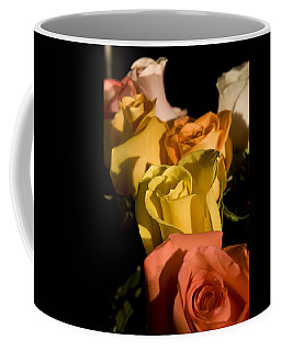 Bouquet In Line Coffee Mug