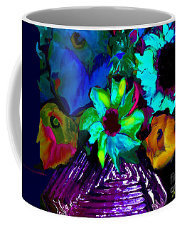 Bouquet In Fauve Coffee Mug