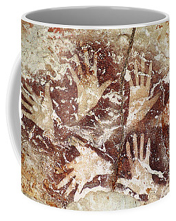 Bouquet Of Hands - Ilas Kenceng Coffee Mug