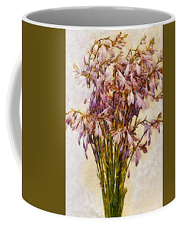 Bouquet Of Hostas Coffee Mug