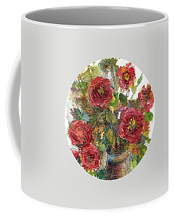 Bouquet Of Poppies Coffee Mug