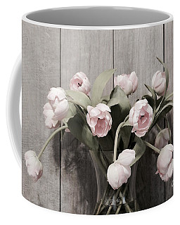 Bouquet Of Tulips Coffee Mug
