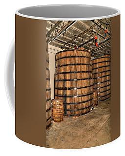 Bourbon Barells Coffee Mug