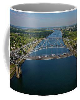 Bourne Bridge, Ma Coffee Mug