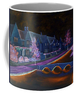 Bourton At Night Coffee Mug