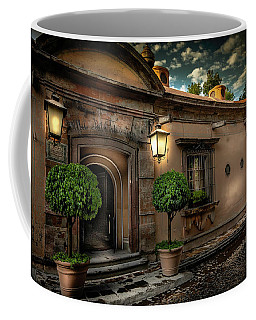 Boutique Hotel Coffee Mug