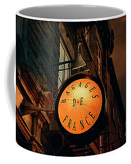 Boutique Sign - Quebec City Coffee Mug