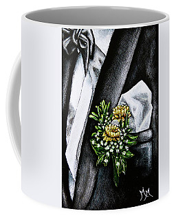 Boutonniere Coffee Mug