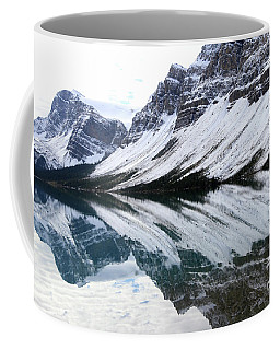 Bow Lake Coffee Mug