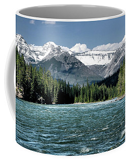 Canadian Rockies Coffee Mug