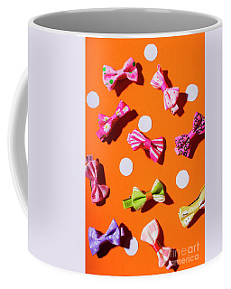 Coffee Mug featuring the photograph Bow Tie Party by Jorgo Photography - Wall Art Gallery