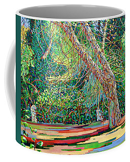 Bow Trench 1 Coffee Mug