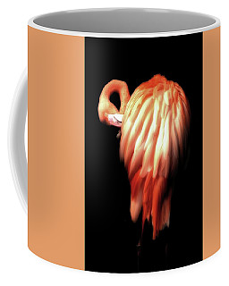 Bowie Flamingo Coffee Mug