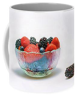 Bowl Of Berries Coffee Mug