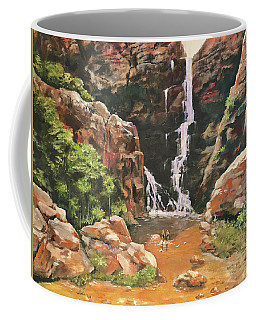 Box Canyon  Coffee Mug
