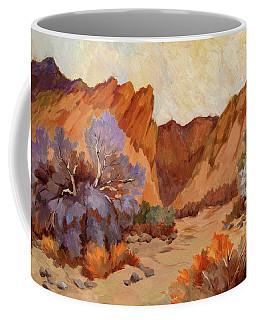 Box Canyon Coffee Mug by Diane McClary
