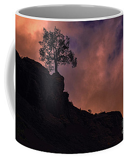 Box Canyon Sunset Coffee Mug