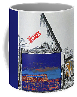 Boxes Coffee Mug