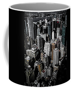 Coffee Mug featuring the photograph Boxes Of Manhattan by Nicklas Gustafsson