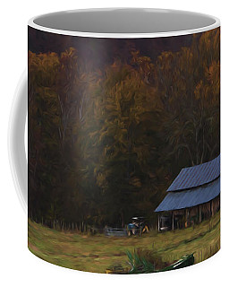 Boxley Valley Farm Coffee Mug
