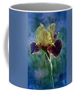 Vintage Boy Wonder Iris Coffee Mug