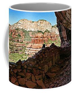 Boynton Canyon 05-1019 Coffee Mug by Scott McAllister