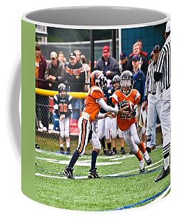 Boys Football Coffee Mug
