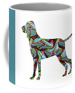 Bracco Italiano Spirit Glass Coffee Mug
