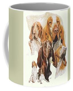 Bracco Italiano Medley Coffee Mug